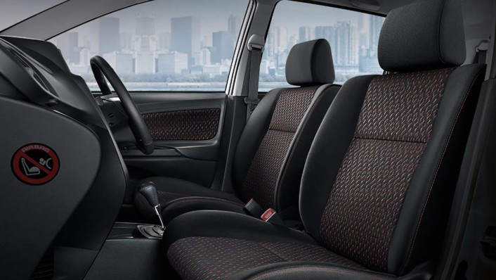Toyota Avanza 2020 Interior 007
