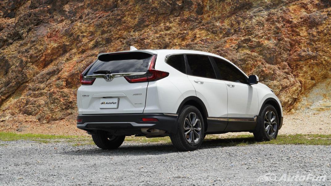 2020 Honda CR-V 2.4 ES 4WD Exterior 005