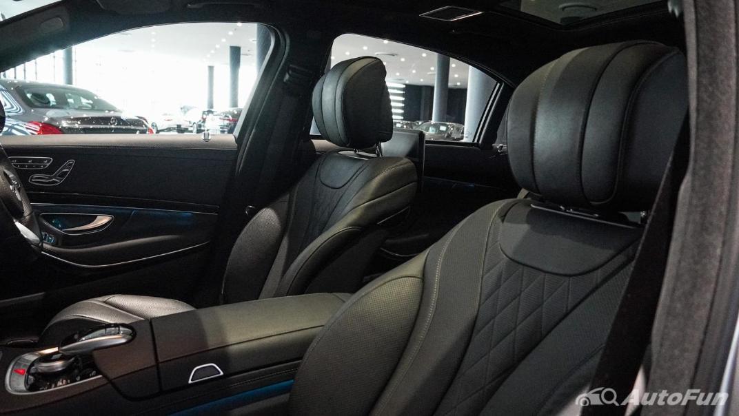 Mercedes-Benz S-Class S 560 e AMG Premium Interior 050
