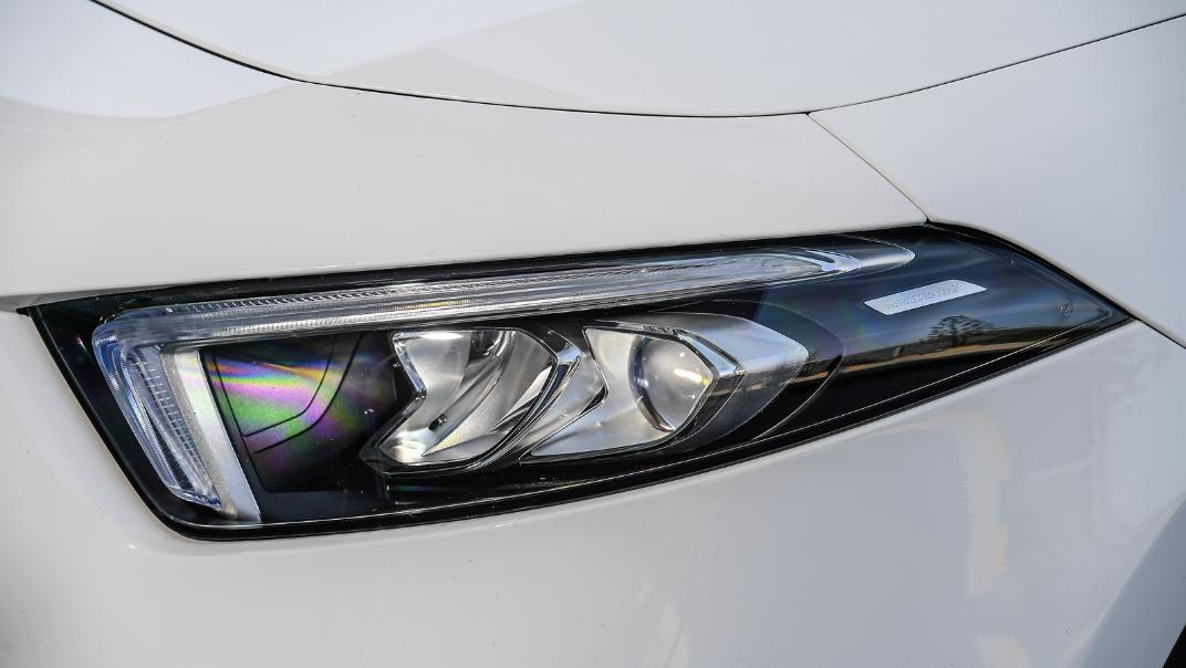 2021 Mercedes-Benz A-Class A 200 AMG Dynamic Exterior 017