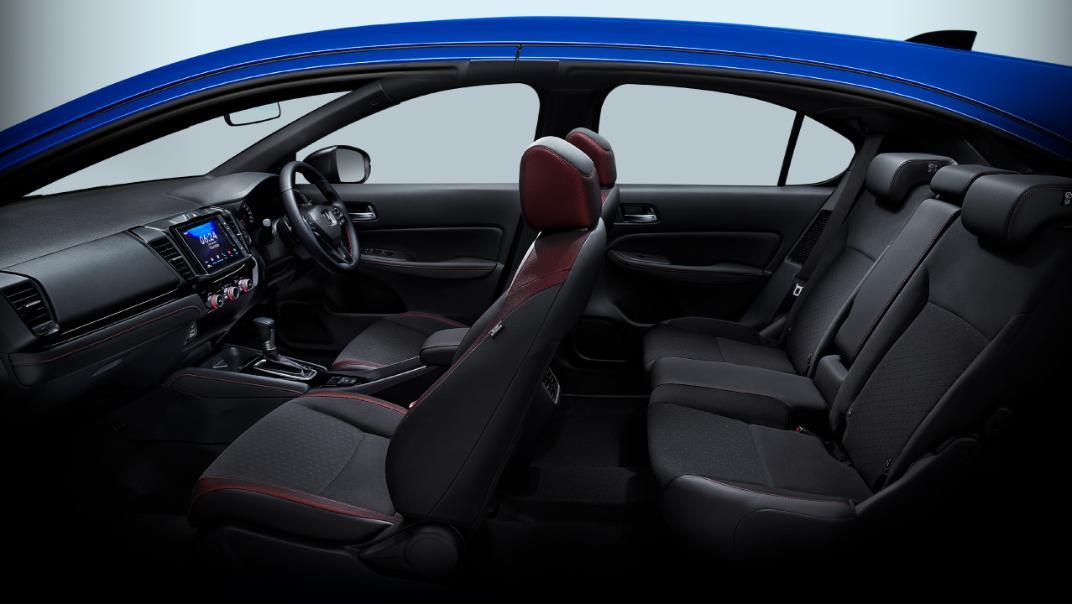 2021 Honda City Hatchback e:HEV RS Interior 114