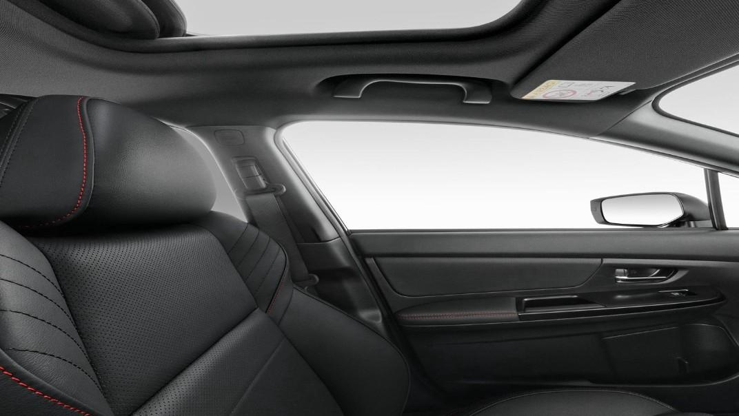 Subaru Wrx Public 2020 Interior 004
