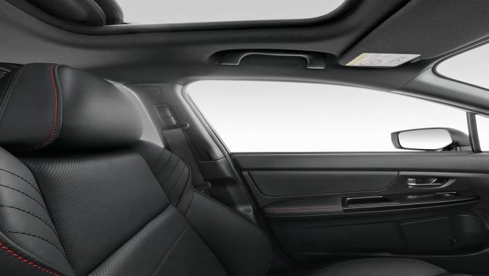Subaru Wrx 2020 Interior 004