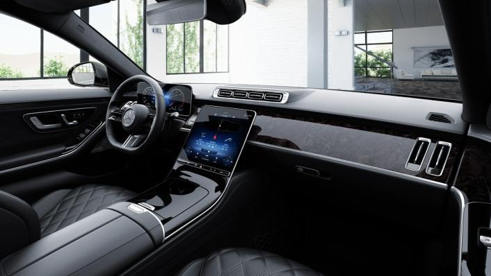 2021 Mercedes-Benz S-Class S 350 d AMG Premium Interior 010