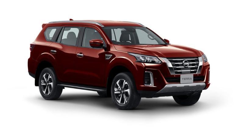 2021 Nissan Terra เทียบราคารุ่นล่าง/รุ่นกลาง ต่างกัน 250,000 บาท ได้ออพชั่นแค่นี้ จะถูกใจไหม? 02