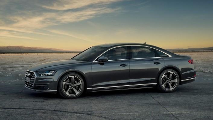 Audi A8 L 2020 Exterior 003