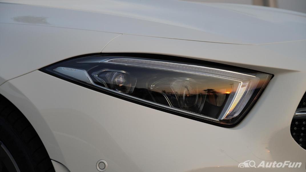 2021 Mercedes-Benz CLS 220 d AMG Premium Exterior 015