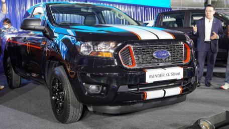 ราคา 2021 Ford Ranger XL Street ใหม่ สเปค รูปภาพ รีวิวรถใหม่โดยทีมงานนักข่าวสายยานยนต์ | AutoFun