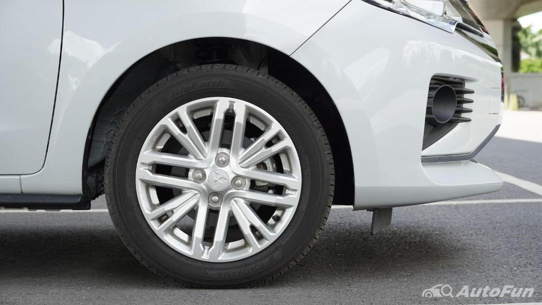 2020 1.2 Mitsubishi Attrage GLS-LTD CVT Exterior 055
