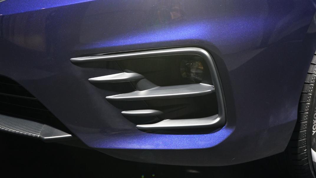 2021 Honda City e:HEV RS Exterior 078