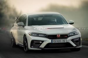 All-New Honda Civic Type R ภาพเรนเดอร์โชว์ลุคสปอร์ตแบบภูมิฐาน ขุมพลัง 400 แรงม้า?