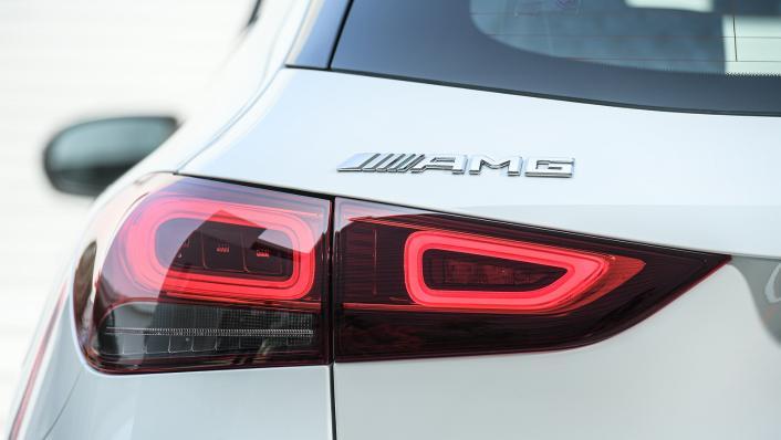 2021 Mercedes-Benz GLA-Class 35 AMG 4MATIC Exterior 008