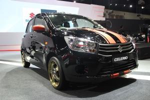Suzuki Celerio เตรียมอัพค่าตัว 10,000 บาทหลังขายดีเกินคาด