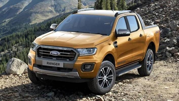Ford Ranger Public 2020 Exterior 001