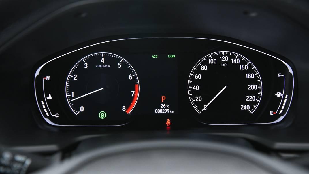 2021 Honda Accord 1.5 Turbo EL Interior 012