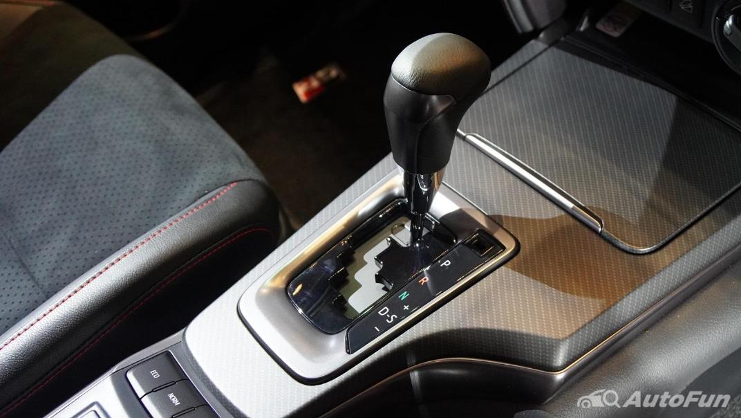 2021 Toyota Fortuner 2.8 GR Sport 4WD Interior 021