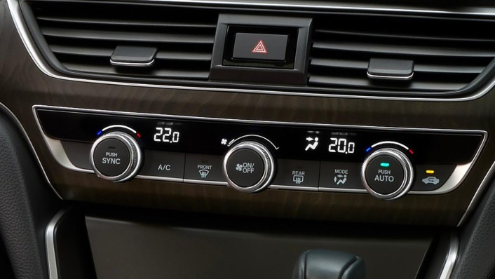 Honda Accord 2020 Interior 005