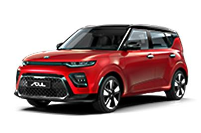 2020 Kia Soul EV 1.6 Electric