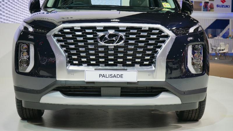 ชมคันจริง Hyundai Palisade เซอร์ไพรสไซส์ยักษ์จากเกาหลี มาโชว์ในไทย แต่ไม่ขาย 02