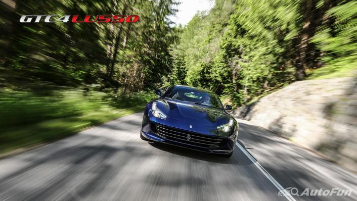 2020 Ferrari GTC4Lusso 6.2 V12 Exterior 001