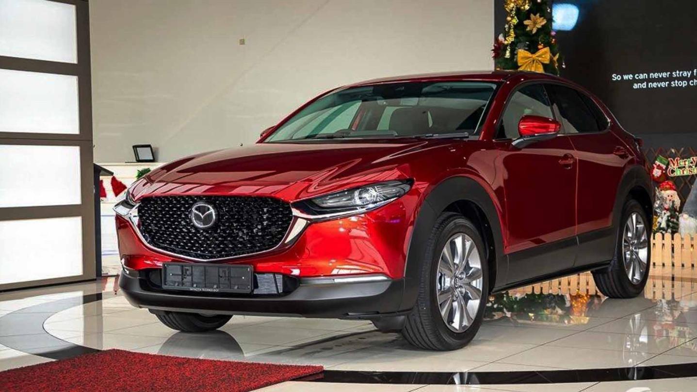 Mazda CX-30 2020 Exterior 008