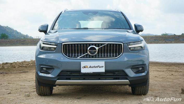 2020 Volvo XC 40 2.0 R-Design Exterior 002