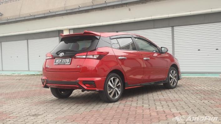 Toyota Yaris 2020 Exterior 005