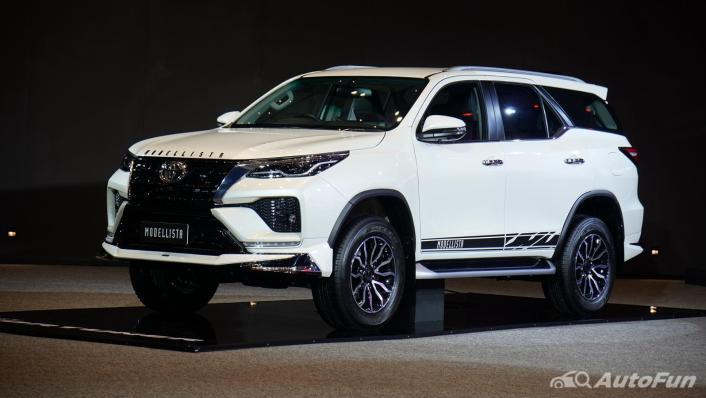 2021 Toyota Fortuner Exterior 010