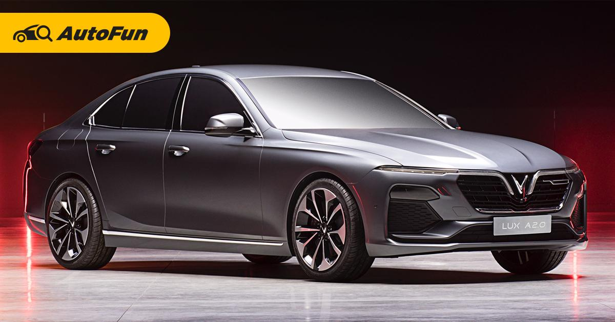 เอาอย่าง Mazda ในไทย? VinFast ค่ายรถเวียดนามแจ้งความจับลูกค้า หลังรีวิวรถในแง่ลบ! 01