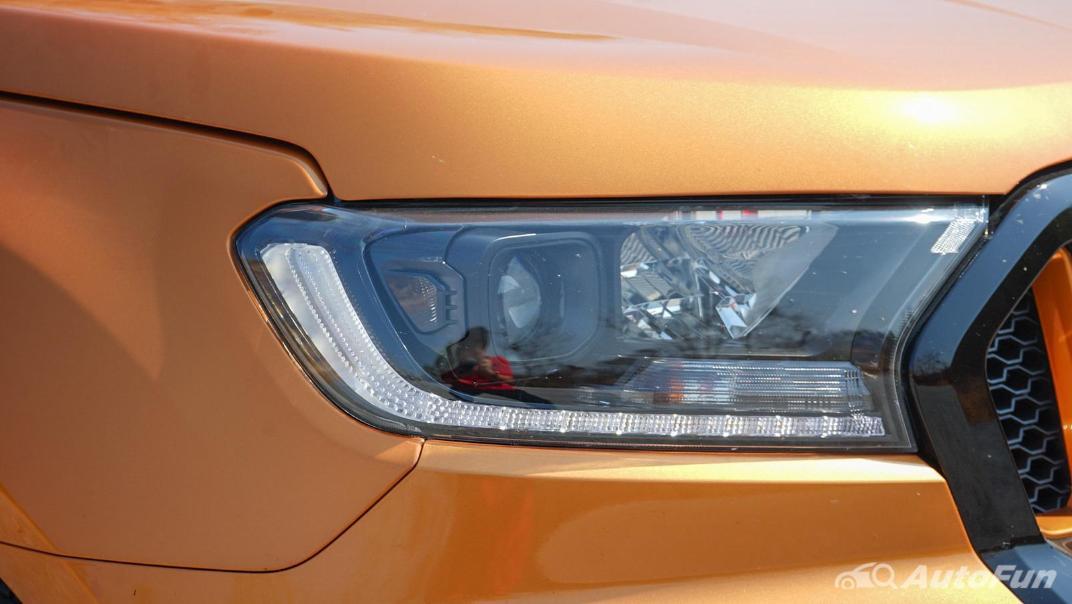 2020 Ford Ranger Double Cab 2.0L Turbo Wildtrak Hi-Rider 10AT Exterior 012
