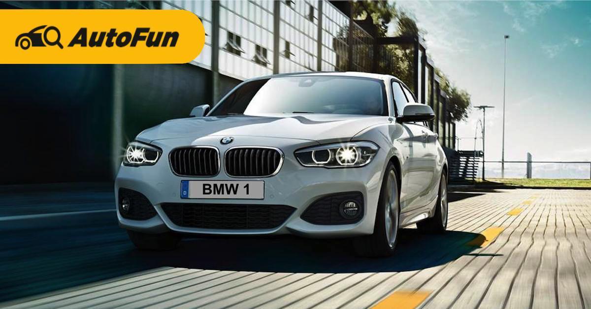 ส่องจุดเด่นจุดด้อยใน BMW 1 Series 5 door ก่อนเป็นเจ้าของ 01