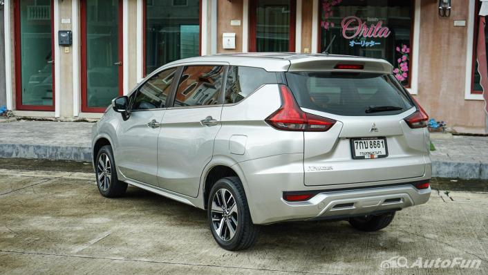 2020 Mitsubishi Xpander 1.5 GLS-LTD Exterior 007