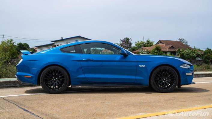 2020 Ford Mustang 5.0L GT Exterior 004