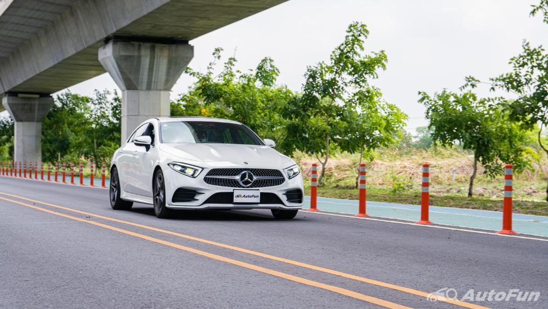 2021 Mercedes-Benz CLS 220 d AMG Premium Exterior 049