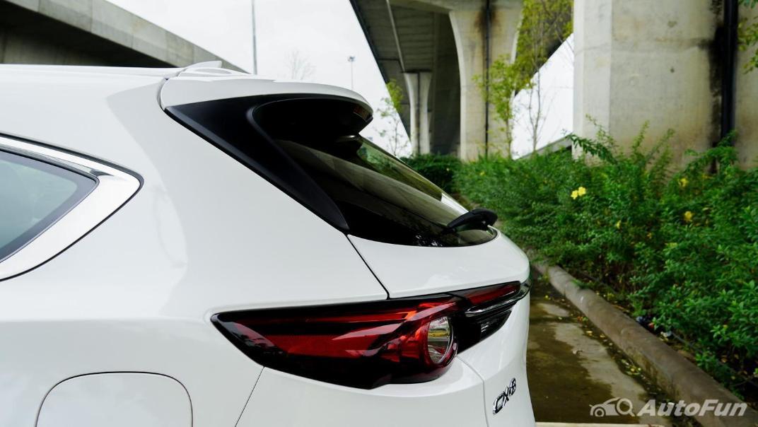 2020 Mazda CX-8 2.5 Skyactiv-G SP Exterior 026