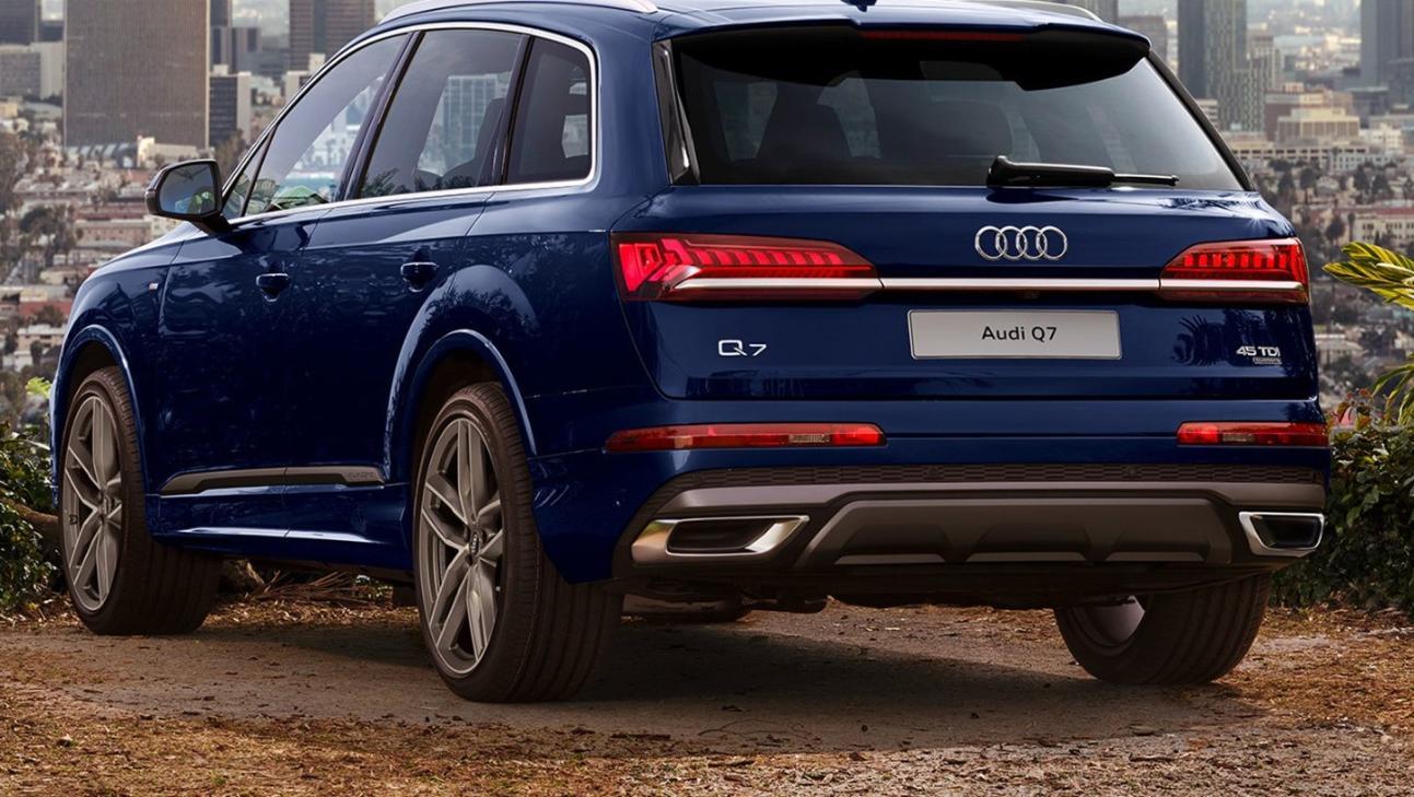 Audi Q7 2020 Exterior 002