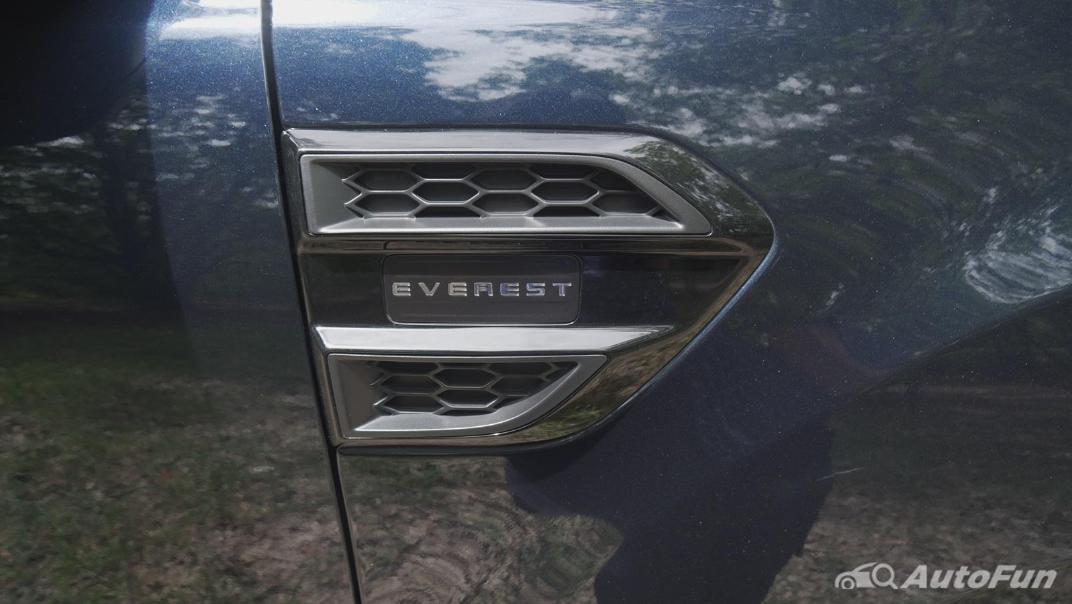 2021 Ford Everest 2.0L Turbo Titanium 4x2 10AT - SPORT Exterior 030