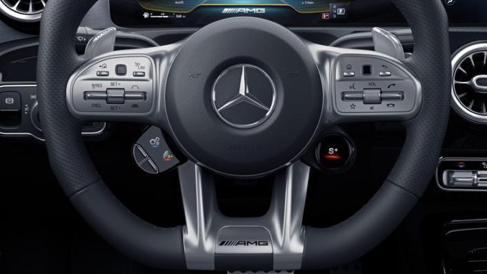 Mercedes-Benz CLA-Class 2020 Interior 007
