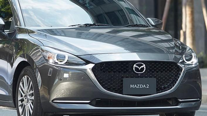 Mazda 2 Sedan 2020 Exterior 003