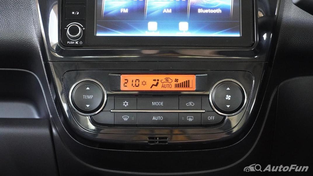 2020 Mitsubishi Attrage 1.2 GLS-LTD CVT Interior 013