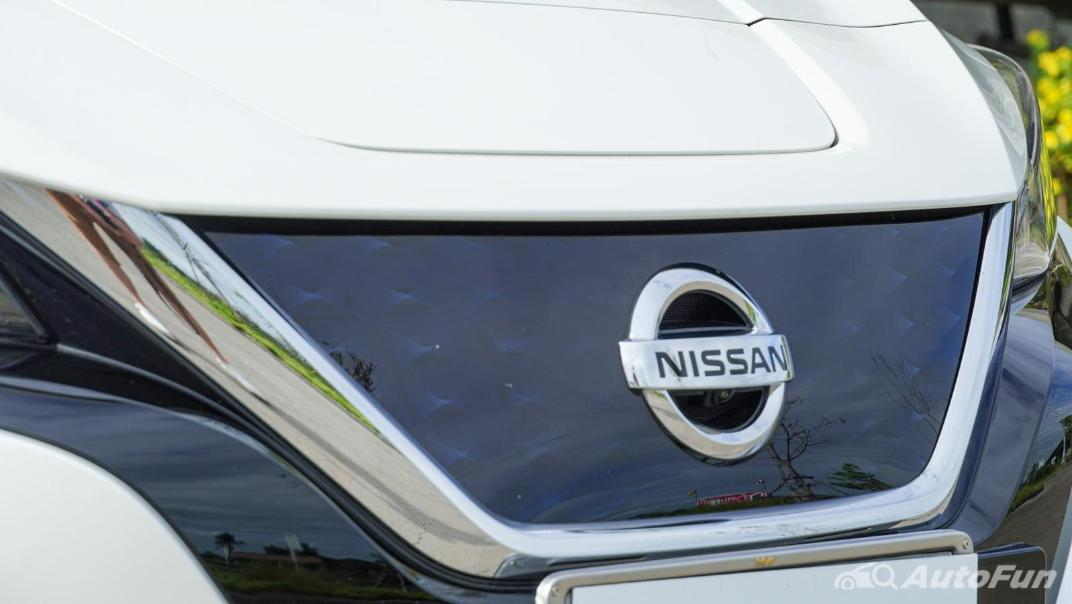 2020 Nissan Leaf Electric Exterior 010