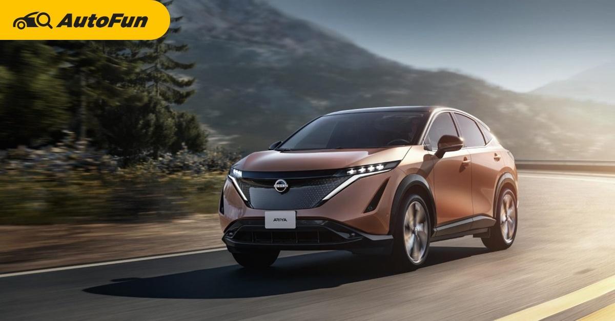 2021 Nissan Ariya อาจจะผลิตเพื่อจำหน่ายในประเทศไทย เป็นไปได้หรือไม่? 01