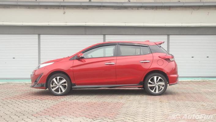 Toyota Yaris 2020 Exterior 008