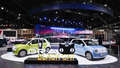 2021 ORA Black Cat Upcoming Version ราคารถ, รีวิว, สเปค, รูปภาพรถในประเทศไทย | AutoFun