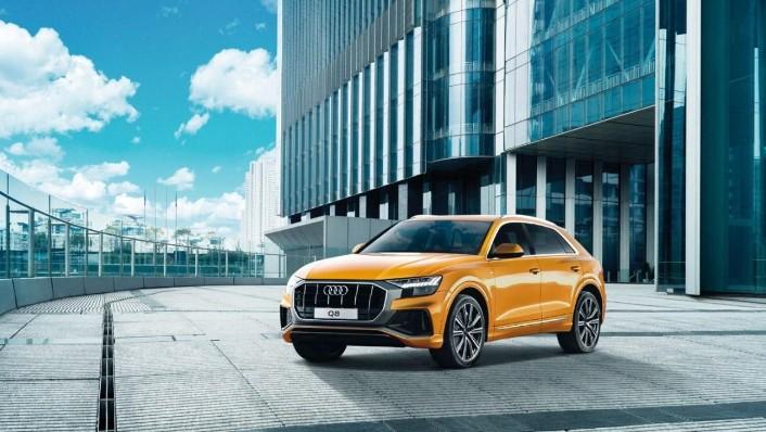 Audi Q8 2020 Exterior 010