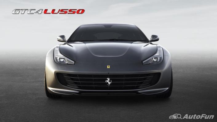 2020 Ferrari GTC4Lusso 6.2 V12 Exterior 006