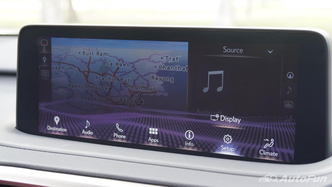 2020 Lexus RX 3.5 350 F Sport Interior 023
