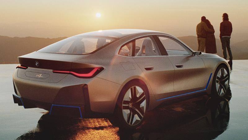 'รถไฟฟ้าทุกคันในปัจจุบันดูเหมือนกันไปหมด' นายใหญ่ BMW ย้ำต้องสร้างความแตกต่างเมื่อเวลามาถึง 02