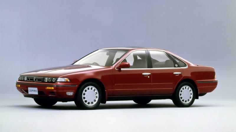 Nissan Cefiro A31 อดีตรถหรู กลายเป็นรถซิ่ง ปัจจุบันเป็นรถสะสมไปแล้ว นี่คือสปอร์ตซีดานรุ่นสุดท้าย 02