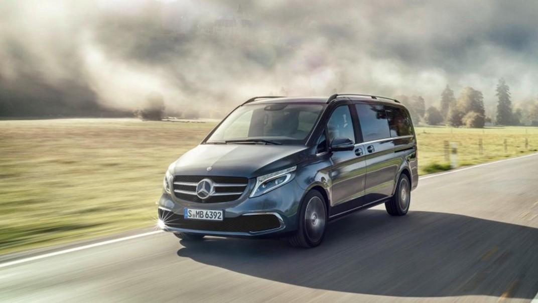 Mercedes-Benz V-Class 2020 Exterior 014